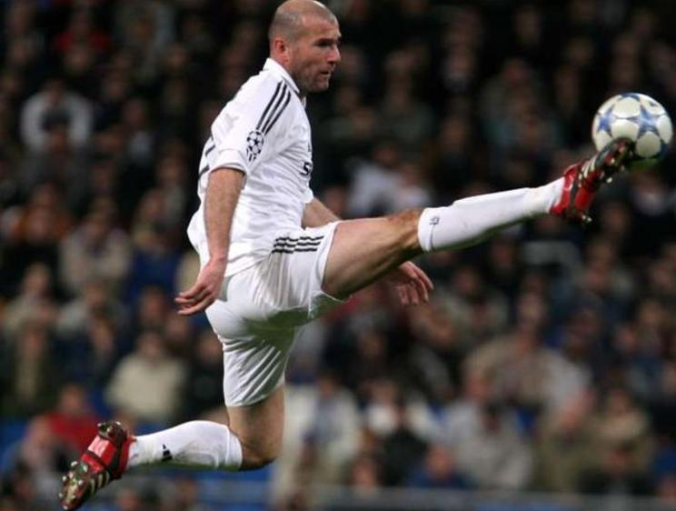 Photo of Watch Zinedine Zidane's Best Skills Ever