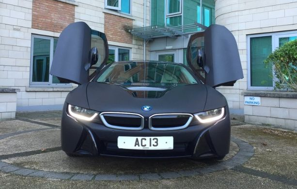 Photo of Leicester Stars Receives BMWs As Their 2016-17 Gifts