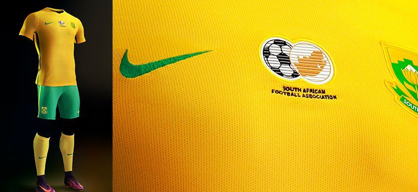 Photo of Nike and SAFA have unveiled the new 2016-2017 national teams kit
