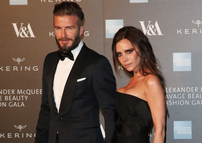 David and Victoria Beckham buy £5M country mansion