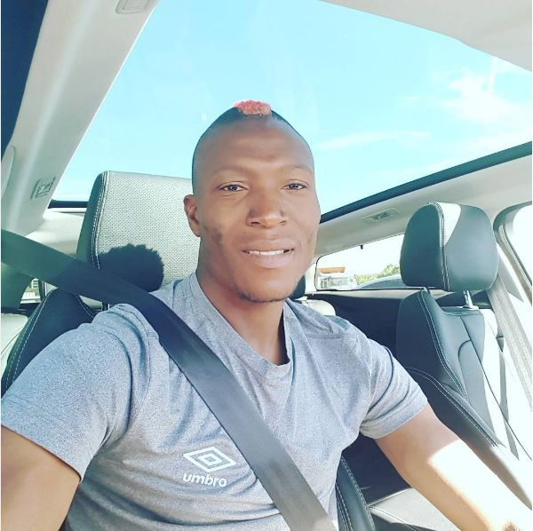 Tendai 'Fire7' Ndoro Shows Off His Range Rover Evoque