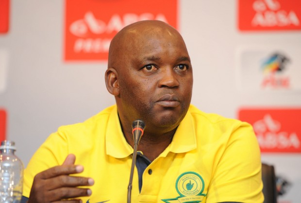 You Won't Recognize Pitso Mosimane In This Throwback Photo
