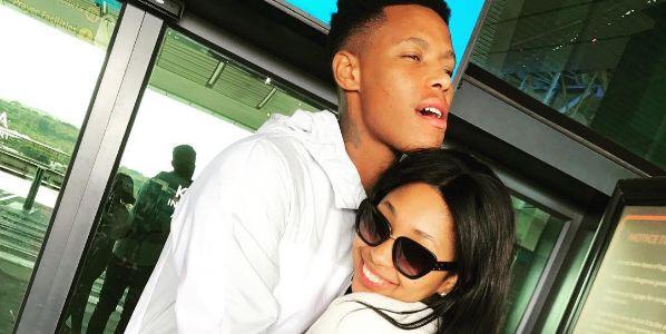 Bongani Zungu Spoils His Girlfriend On HIS Birthday