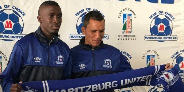 Siyanda Xulu Signs To Maritzburg United!