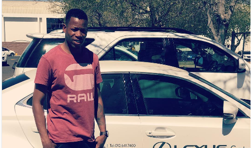 Happy Jele Issues A Statement After His Arrest