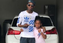 5 Photos That Prove Khama Billiat Is A Great Dad!