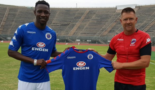 Football Fans React To Evans Rusike's Move To SuperSport United