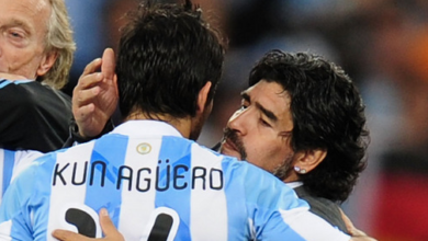 Check Out Maradona's Diss To Ex Son In Law Aguero