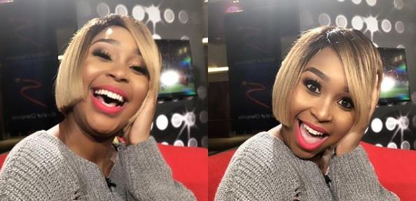 Watch Minnie Dlamini's Hilarious Reaction To Meeting Ibrahimovic In LA!
