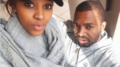 Photo of Itu Khune Sends His Girlfriend Sbahle A Sweet 25th Birthday Shoutout