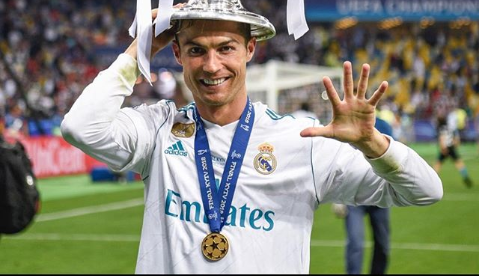 Check Out Which Club Cristiano Ronaldo Is Leaving Real Madrid For