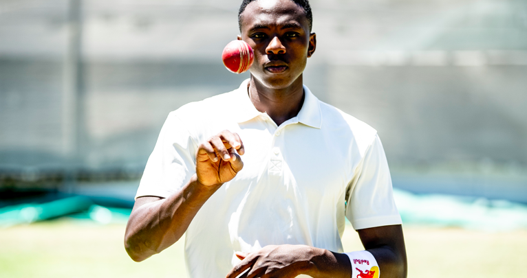 Kagiso Rabada bowls his way into Instagram story GIFs