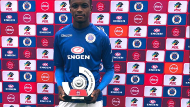Photo of Supersport United's Teboho Mokoena Wins His 2nd Goal Of The Month This Season