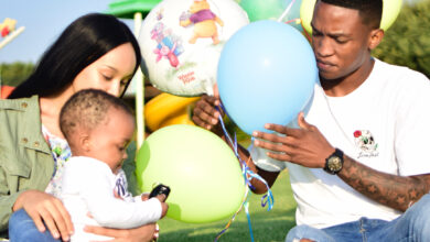 Photo of 5 Absa PSL Stars In Love With Parenting And Family
