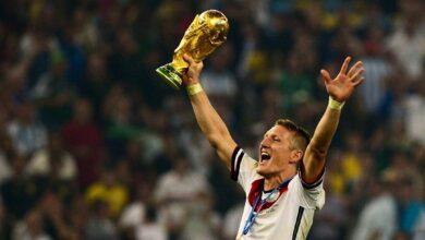 Photo of Germany Midfield Dynamo Schweinsteiger Retires