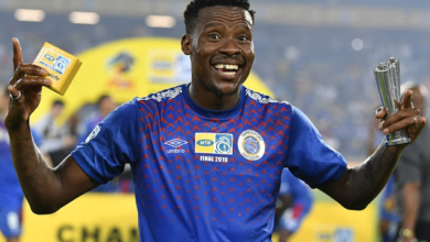 Gabuza Last Man Standing in MTN 8 Success