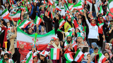 Photo of Iranian Women Allowed Into Soccer Stadium For The First Time in 40 Years!