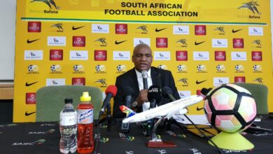 Photo of Bafana Coach Ntseki Squad For Double Header Afcon Qualifiers: Fan Reactions