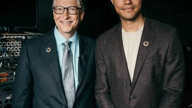 "Photo of Trevor Noah, Bill Gates To Feature In Nadal-Federer ""The Match in Africa"" Event"