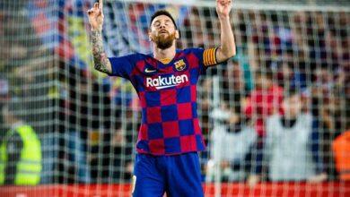 Photo of Messi Hat-trick Deflates Celta Vigo Sends Barca Top Of La Liga