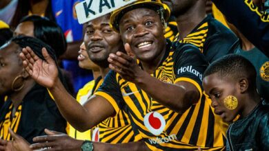 Photo of Kaizer Chiefs A Global Brand? Fan In Chiefs Regalia Spotted In Brazil (Social Media Reactions)