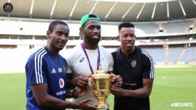 Photo of Orlando Pirates Turn To Springboks For Soweto Derby Inspiration