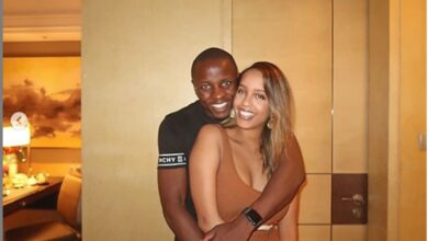 Photo of Nyasha Mushekwi Living The Life: From China With Love   (Watch Cosy Wife Pics)