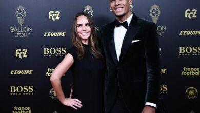 Photo of Virgil Van Dijk In Social Media War With Cristiano Ronaldo's Sister Over Ballon D'or Joke
