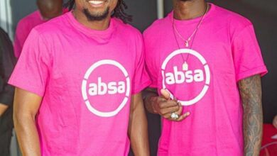 Photo of Siphiwe Tshabalala-Teko Modise Headline Absa Ambassadors To Kick Out Gender Based Violence #StopToStart