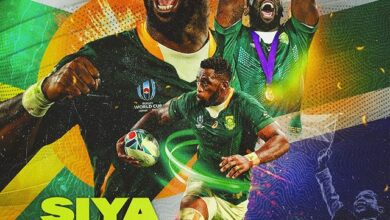 """Photo of """"My Life Story Influential To Roc Nation Deal"""" Siya Kolisi"""