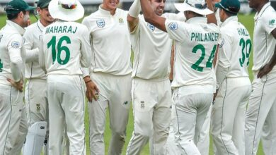 Photo of SA Beat England In First Test Of 4-Match Cricket Series