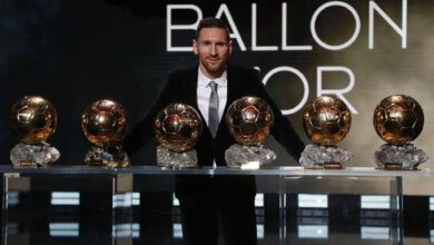 Photo of Lionel Messi-Megan Rapinoe Named World's Best Footballers 2019