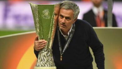 """Photo of """"You Never Lose-You Win Or Learn"""" Jose Mourinho Quotes Tata Mandela As He Prepares To Face Former Club Manchester United"""