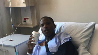 Photo of Top Cyclist Nic Dlamini Undergoes Surgery On Broken Arm: 5 Park Rangers Suspended