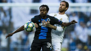 Photo of Lion of Judah Percy Tau Can't Roar For Now As Fitness Woes Mount At Club Brugge