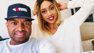 """Photo of Itumeleng Khune Sends Wife Special """"Early"""" Birthday Gift"""