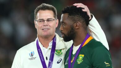 Photo of Siya Kolisi Springboks Nominated For Prestigious Laureus Sports Award
