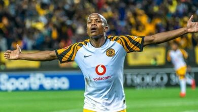 Photo of Lebohang Manyama Late Strike Maintains Kaizer Chiefs Advantage