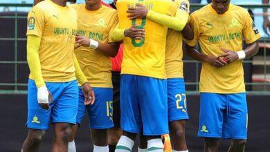 Photo of Mamelodi Sundowns Progress To CAF CL Quarter-Final Stage