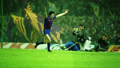 Photo of 34 years since European Cup comeback against Gothenburg
