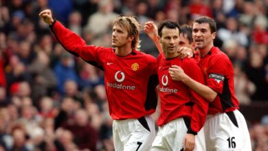 Photo of DAVID BECKHAM'S TOP TEAM-MATES
