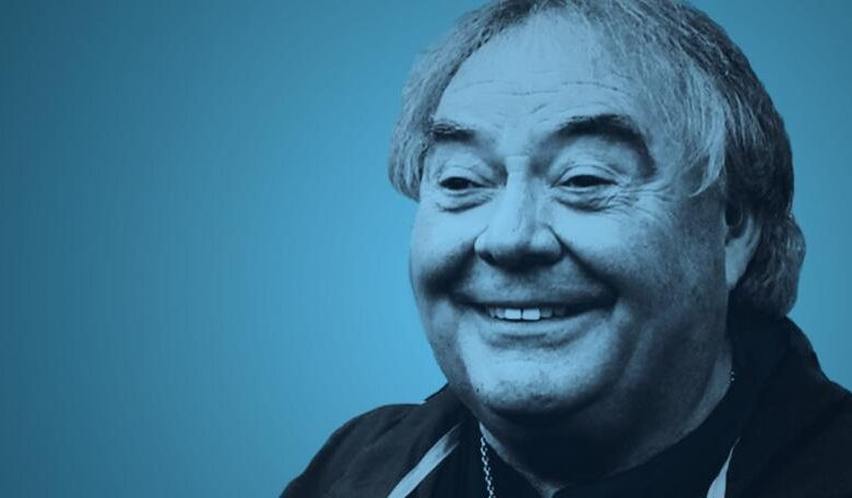 Manchester City fan and celebrity Eddie Large has passed away aged 78