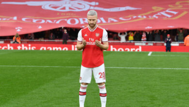 Photo of Mustafi pledges support to The Arsenal Foundation