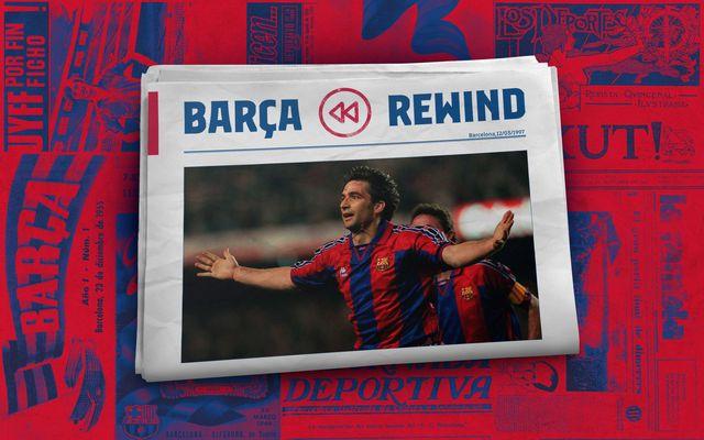 Barça Rewind: The 1000th LaLiga game