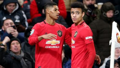 Photo of UNITED MUST BE PROUD OF MARCUS AND MASON