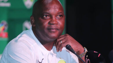 Photo of We need to be back on the green grass – Mosimane