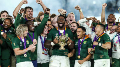 Photo of Winning big: Views from RWC-winning Springbok captains