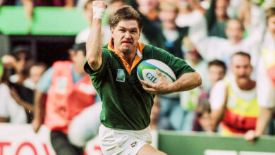 Photo of Gallery: RWC Opening Game in Cape Town, 1995