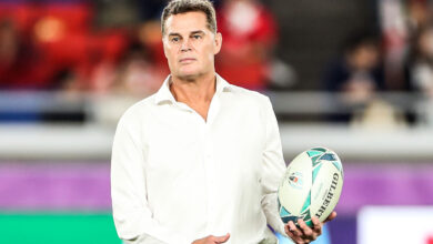 Photo of Rassie Erasmus joins SA Rugby's fight to alleviate hunger