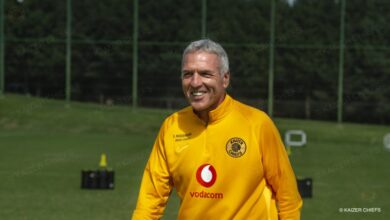Photo of Middendorp looks at football under Covid-19